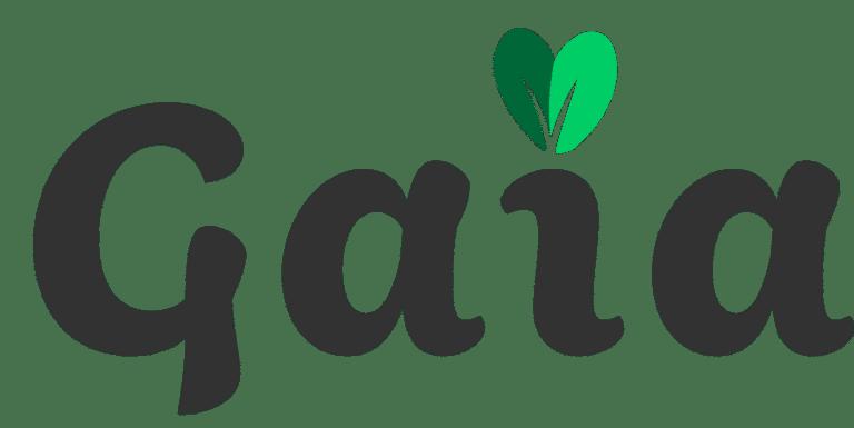 Gaia Logo - bedste måltidskasser